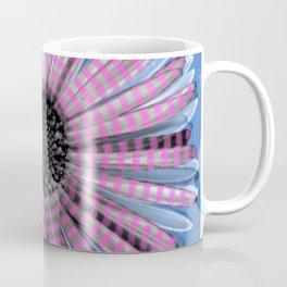 Urban daisy wearing street-cred stripes Coffee Mug