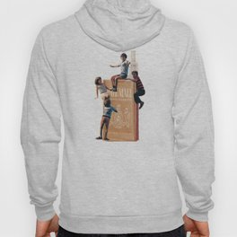 The Cigarette Gang Hoody