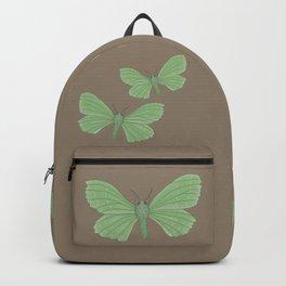 Emerald Moth Backpack