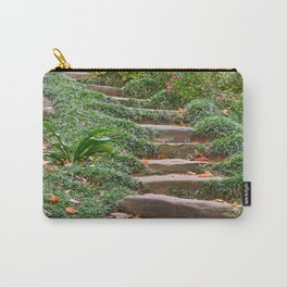 Arboretum Stepping Stones Carry-All Pouch