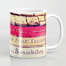 Classic Books Coffee Mug