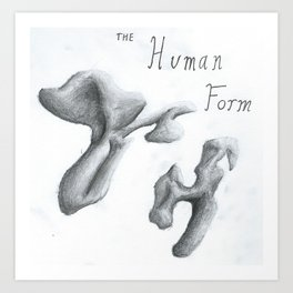 The Human Form Art Print