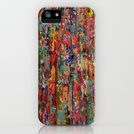 Color 31 iPhone Case