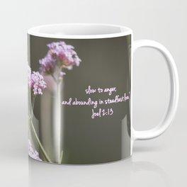 March 1 - Joel 2:13 Coffee Mug