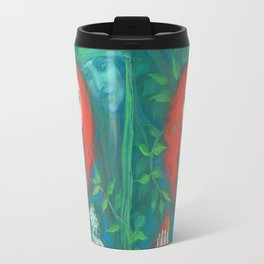 Child of the forest Travel Mug