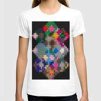 building T-shirts featuring Building Blocks by Fine2art