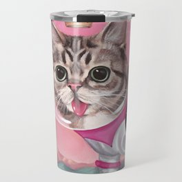 Supersonic Space Princess Travel Mug