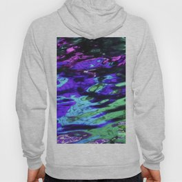 Color Reflected in Water Hoody