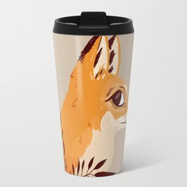 Fox Familiar Travel Mug