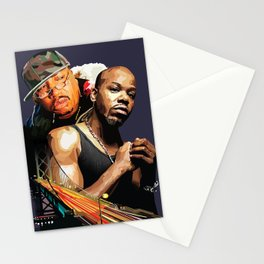 E-40 and Too Short Stationery Cards