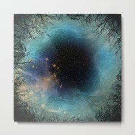 aurora borealis 1 Metal Print