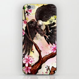 Blossoms 1 iPhone Skin