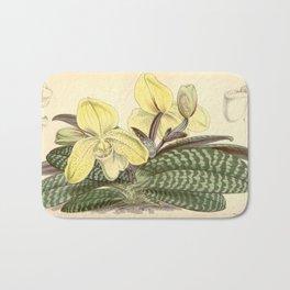 Paphiopedilum concolor Bath Mat