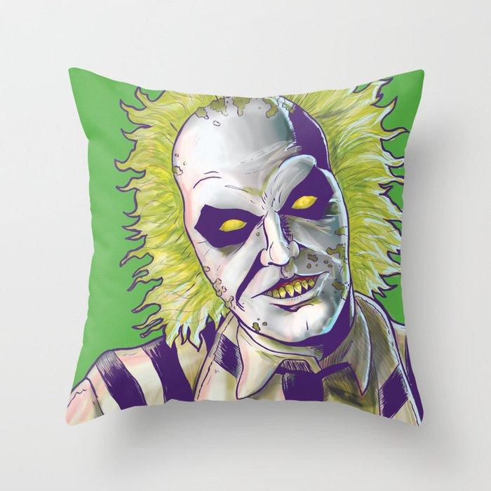 Showtime! Throw Pillow