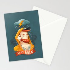 STAY BOLD Stationery Cards