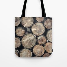 Wood Spirit Tote Bag
