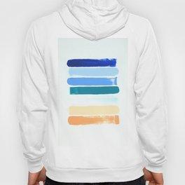 Beach Stripes Hoody