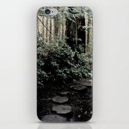 Secret Path iPhone Skin