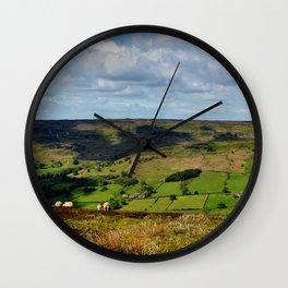 A Sheep's Life Wall Clock