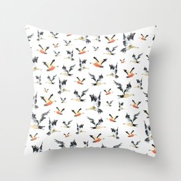 Tardona Ferruginea Throw Pillow