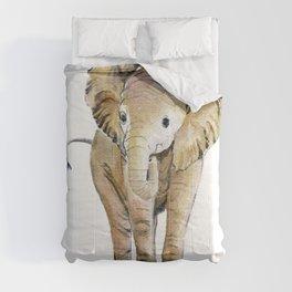 Baby Elephant 4 Comforters