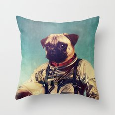 A Point To Prove Throw Pillow
