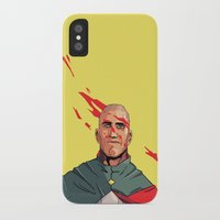 saga iPhone & iPod Cases featuring The Will (Saga) by Shujaat Syed