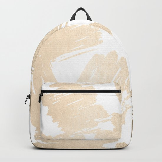 Metro Gold Backpack