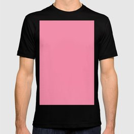 Flamingo pink T-shirt