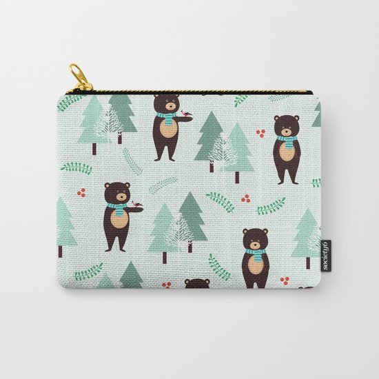 Hello winter... Carry-All Pouch