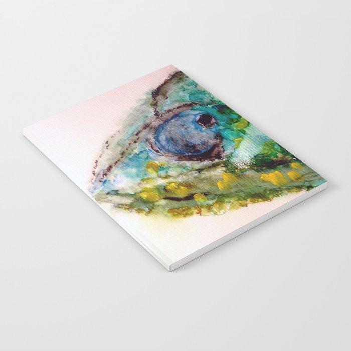 Chameleon Notebook