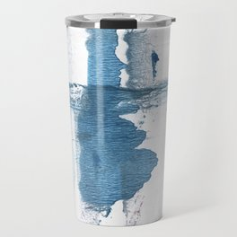 Light blue Travel Mug