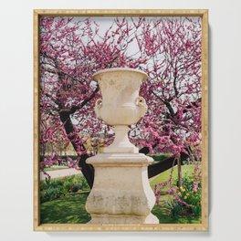 Tuileries Garden VI Serving Tray