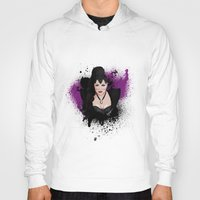 evil queen Hoodies featuring An Evil Queen by Regally Evil