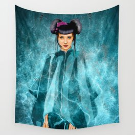 High Energy Protons Wall Tapestry