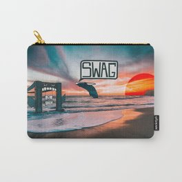 Swag Whale Carry-All Pouch