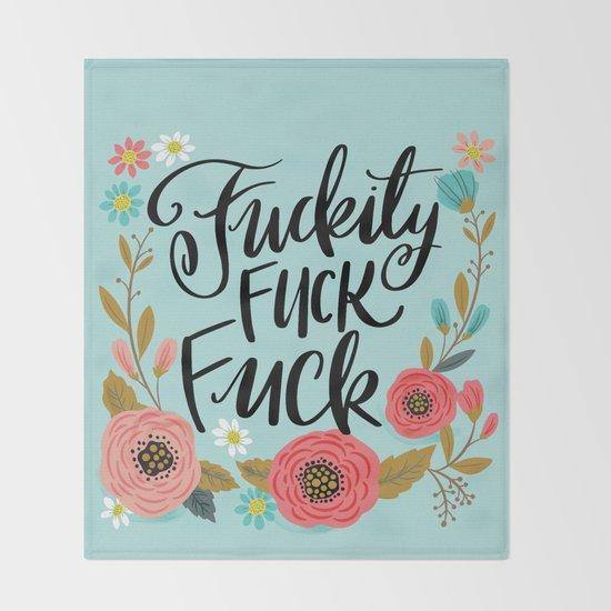 Pretty Swe*ry: Fuckity Fuck Fuck by cynthiaf