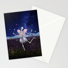 The Death Fairy Stationery Cards