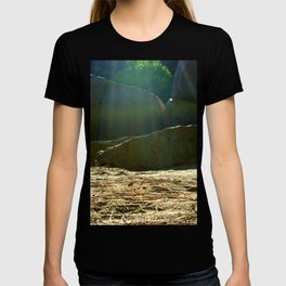 Let's Camp  T-shirt
