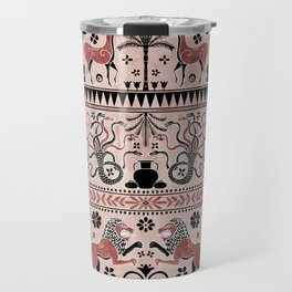 Greek Mythical Beasts Travel Mug