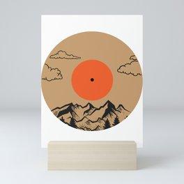 Music of Nature Mini Art Print