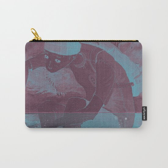 i cant swim Carry-All Pouch