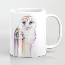 Colorful Owl Coffee Mug