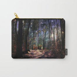 Space Forest Carry-All Pouch