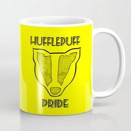 Hufflepuff Badger Coffee Mug