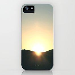 Sunrise #5 iPhone Case