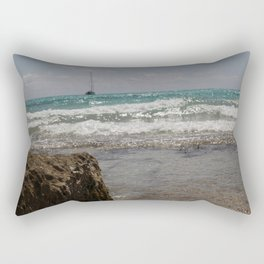 Mare di Maiorca - Matteomike Rectangular Pillow