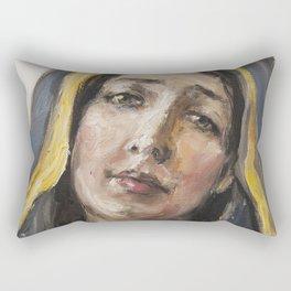 Beloved mother Rectangular Pillow