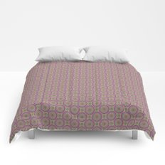 Concentric Circles Comforters