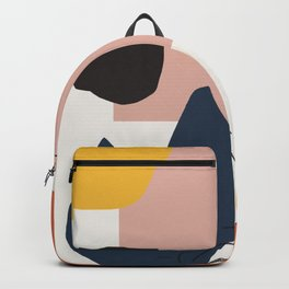 Shapes #474 Backpack